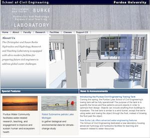Purdue Burke Laboratory