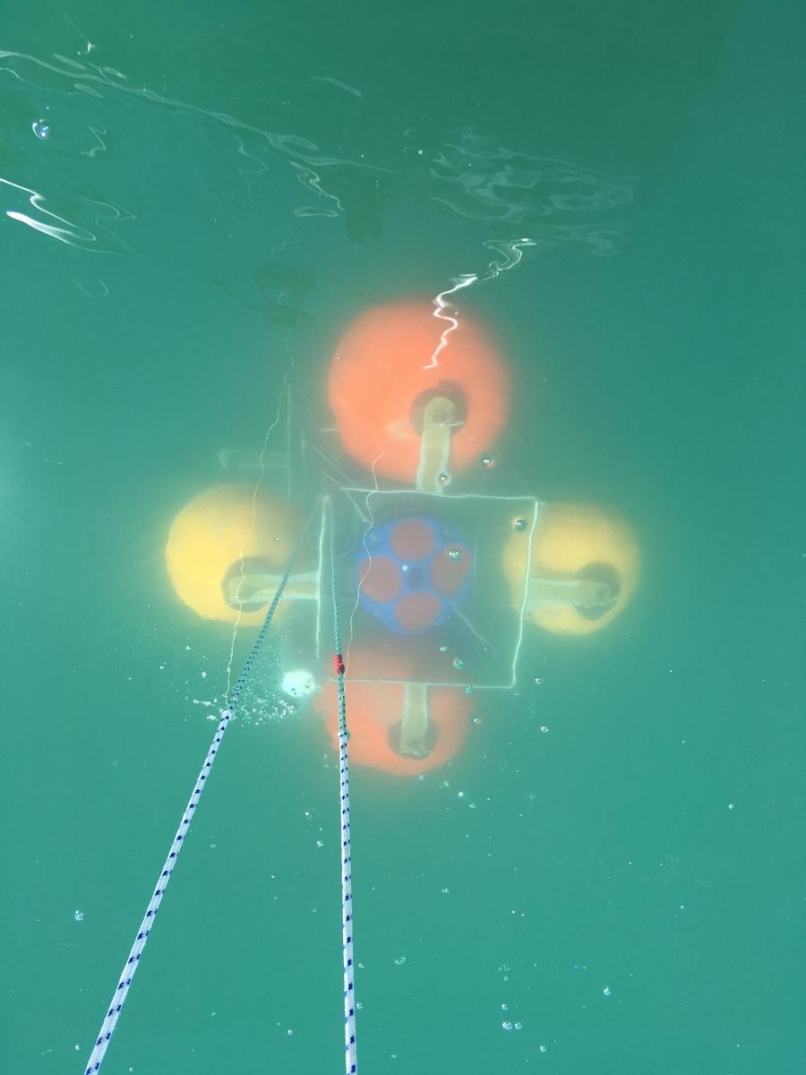 ADCP in Lake Geneva