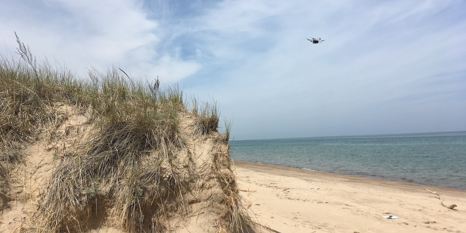 Dune Drone