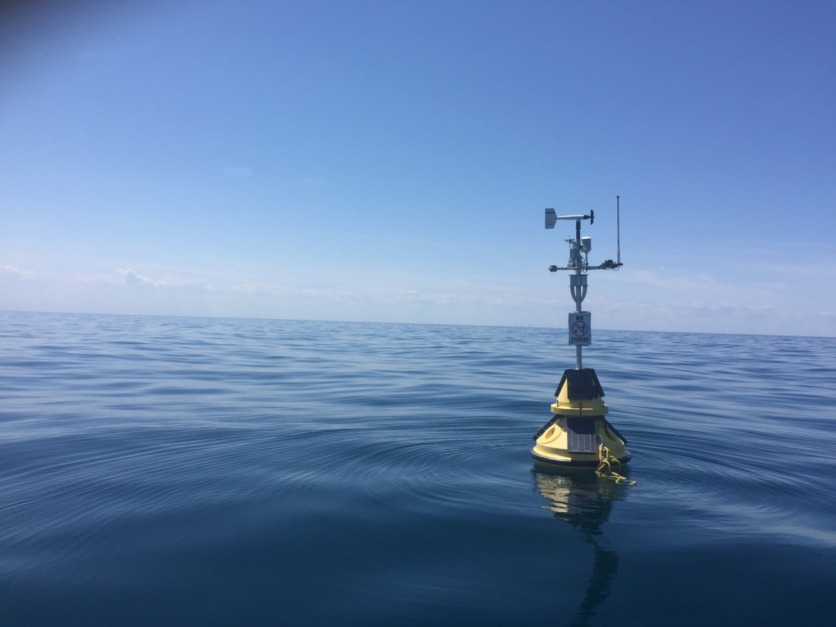 Purdue / IISG real-time buoy